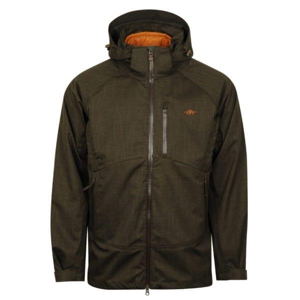 Blaser Hybrid 2 in 1 Breaker Jacket Moss Melange