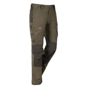 Blaser Hybrid Trouser Moss Melange