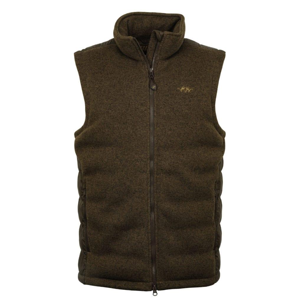 Blaser Hybrid Vest Olive