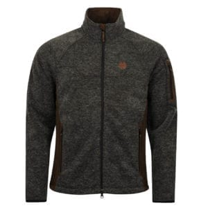 Blaser Softshell Jacket Anthracite Melange