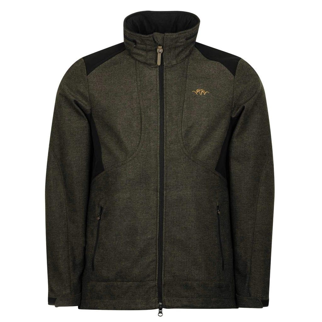 Blaser Vintage Softshell Jacket Olive