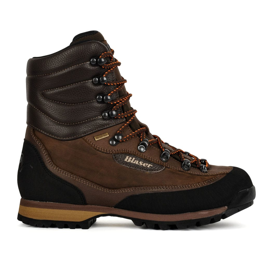 Blaser Winter Stalking Boots Brown Black