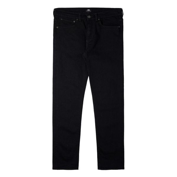 Edwin ED-80 CS Power 12.25oz Black Rinsed Jeans L32