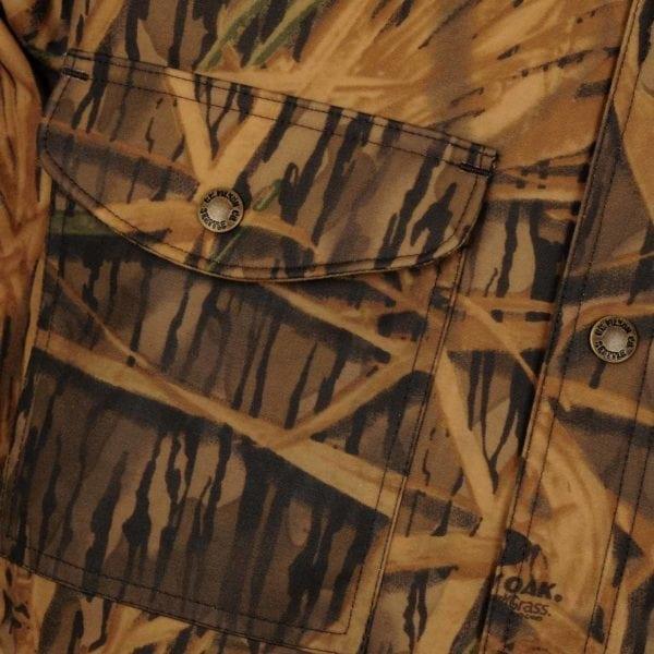 Filson Insulated Jac-Shirt Jacket Shadowgrass