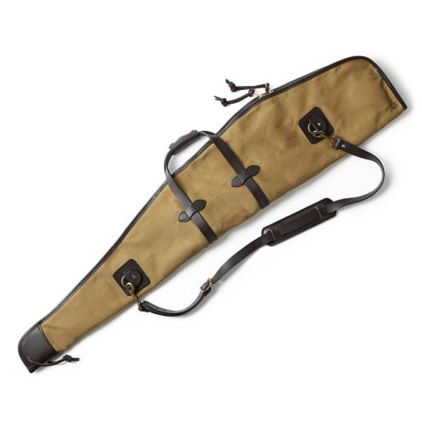 "Filson Scoped Gun Case 48"" Tan"
