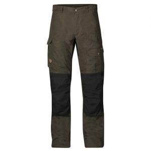 Fjallraven Barents Pro Trousers Dark Olive