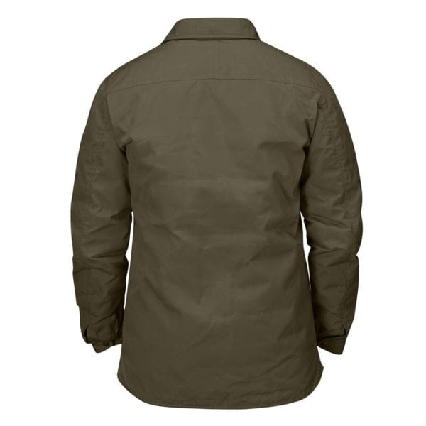Fjallraven Down Shirt Jacket No. 1 Dark Olive