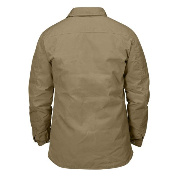 Fjallraven Down Shirt Jacket No. 1 Sand