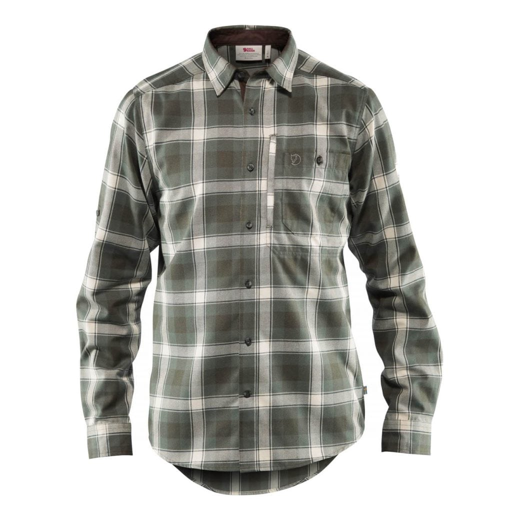 Fjallraven Fjallglim Shirt Thunder Grey