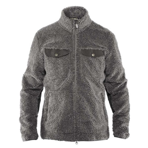 Fjallraven Greenland Pile Fleece Grey