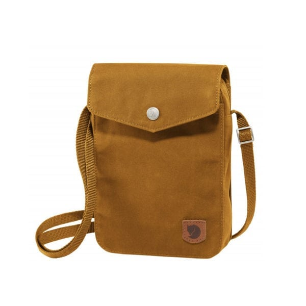 Fjallraven Greenland Pocket Bag Acorn