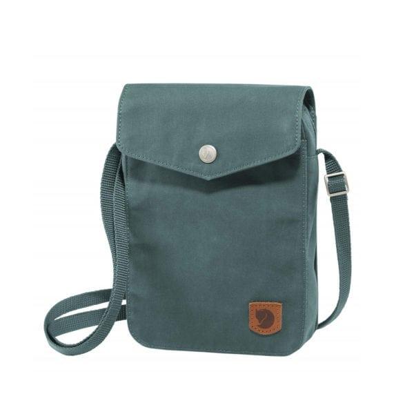 Fjallraven Greenland Pocket Bag Frost Green