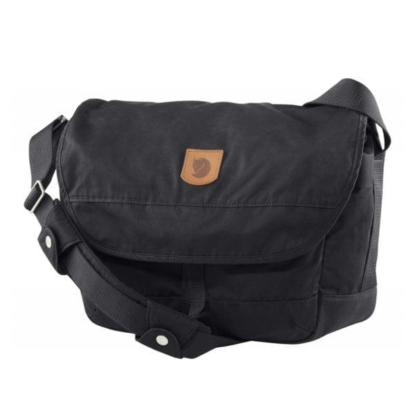 Fjallraven Greenland Greenland Shoulder Bag Black