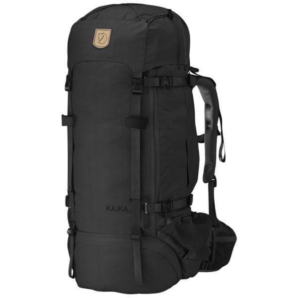 Fjallraven Kajka 85L Backpack Black