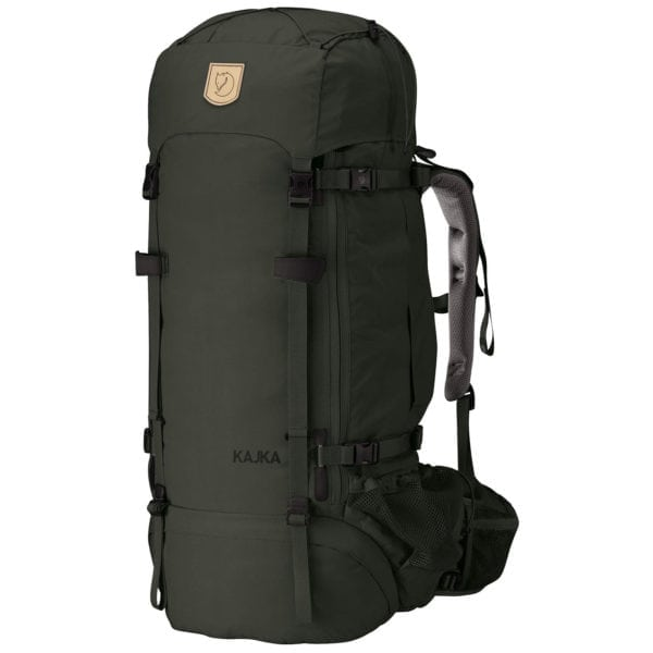 Fjallraven Kajka 85L Backpack Forest Green