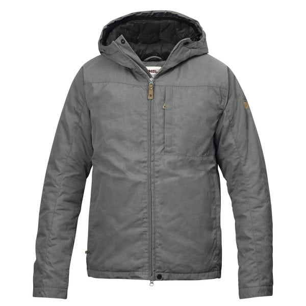 Fjallraven Kiruna Padded Jacket Thunder Grey