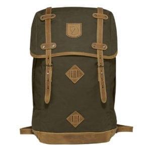 Fjallraven No. 21Large Backpack Dark Olive
