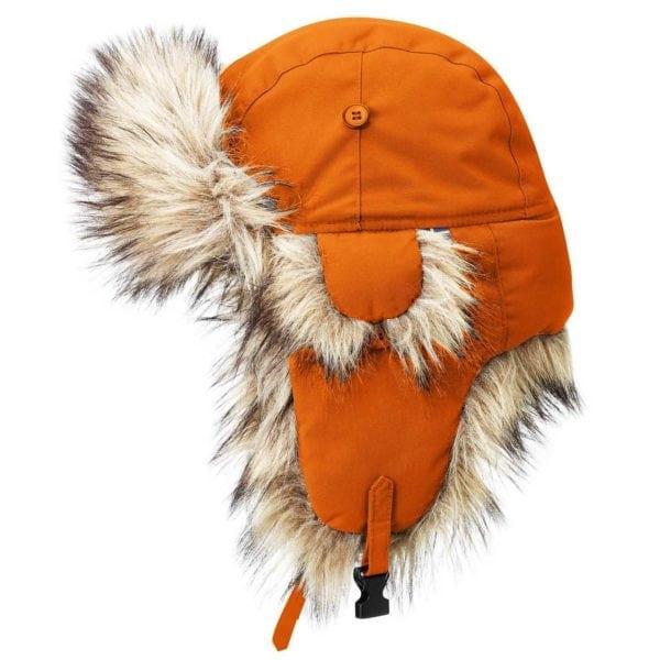 Fjallraven Nordic Heater Hat Burnt Orange
