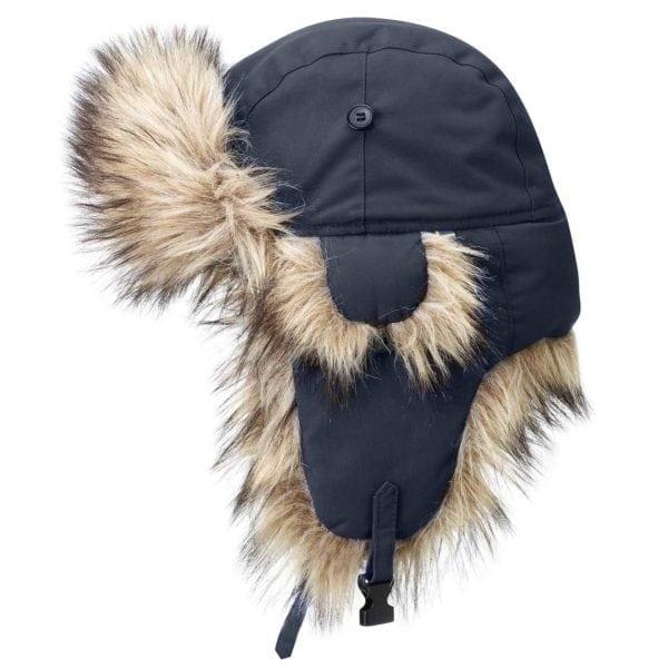 Fjallraven Nordic Heater Hat Dark Navy