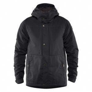 Fjallraven Ovik Stretch Padded Jacket Black