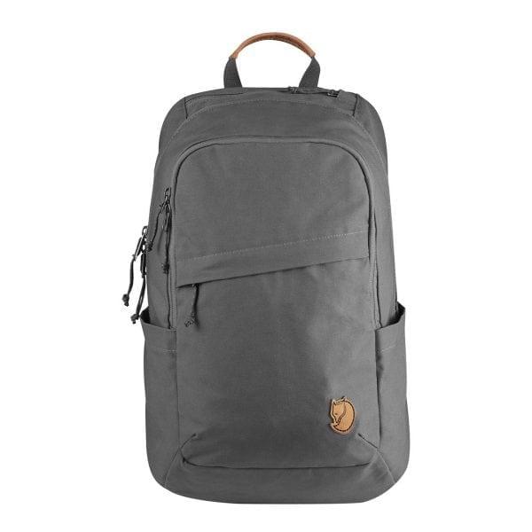 Fjallraven Raven 20L Backpack Super Grey