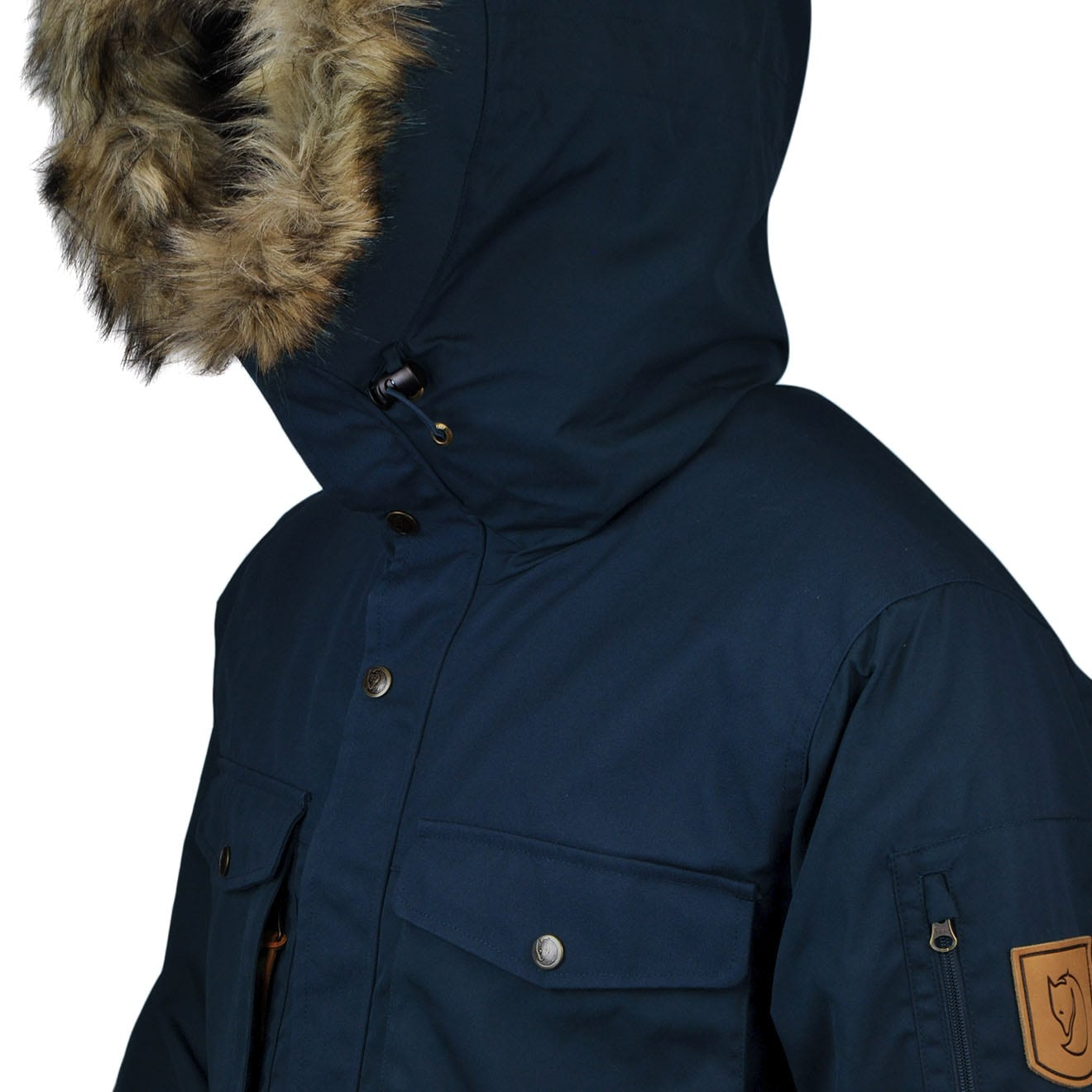 10/% OFF Fjallraven Singi Winter Jacket Storm