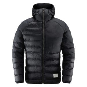 Haglofs Dala Mimic Hood Jacket True Black