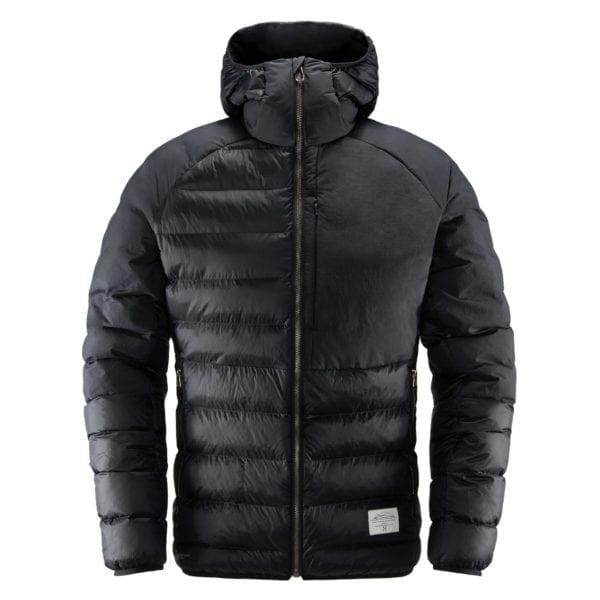 Haglofs Dala Mimic Hood Jacket True Black