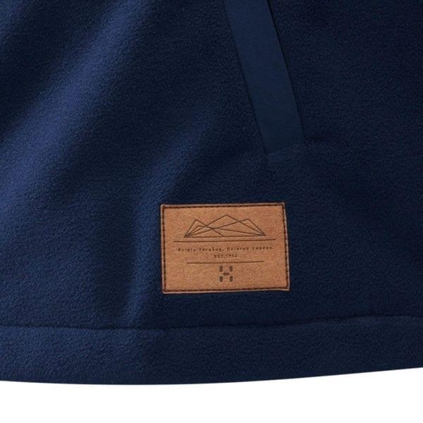 Haglofs Norbo Windbreaker Jacket Tarn Blue