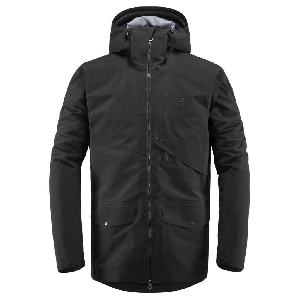 Haglofs Selja Jacket True Black