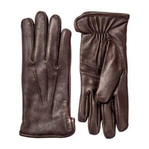 Hestra Rachel Gloves Dark Brown