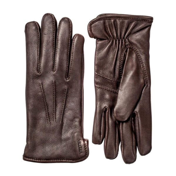 Hestra Rachel Gloves Dark Brown