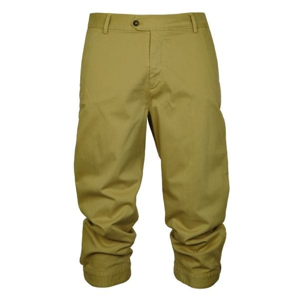 James Purdey Cotton Breeks Olive