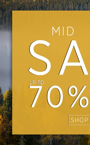 Up To 70% Off Mid Season Sale at The Sporting Lodge