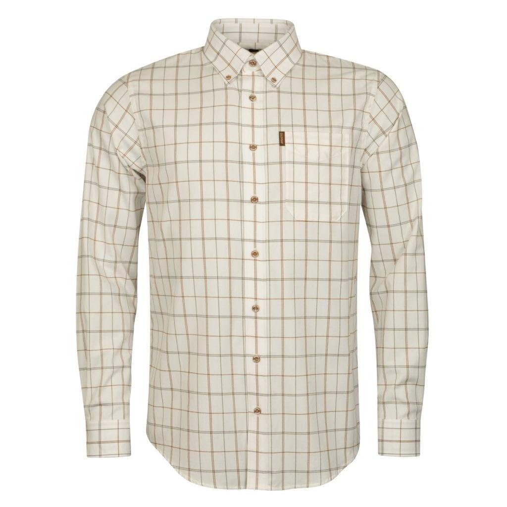 Musto Classic Button Down Shirt Wheeldale Check