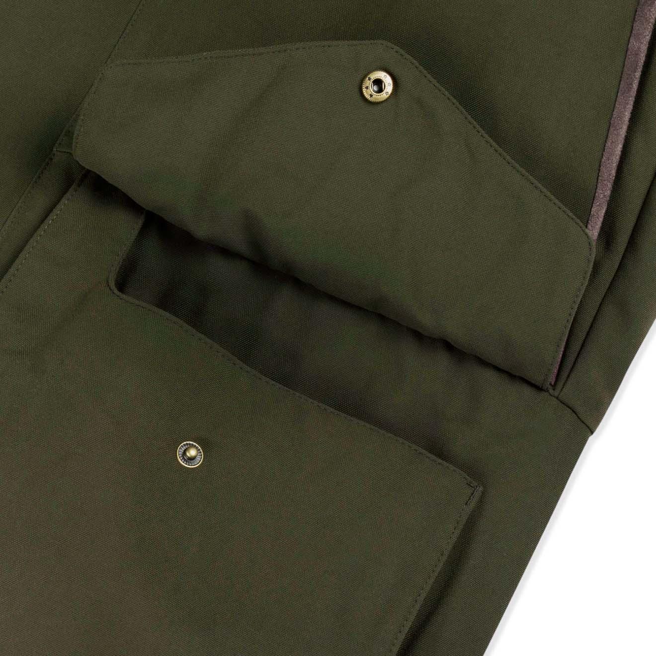 03f9256c51b88 Musto Highland GORE-TEX Lite Jacket Dark Moss - The Sporting Lodge