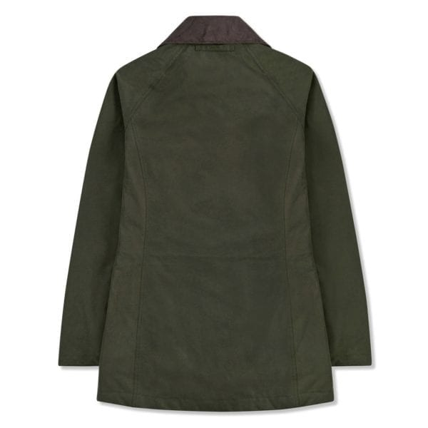 Musto Womens Burnham Jacket Dark Moss