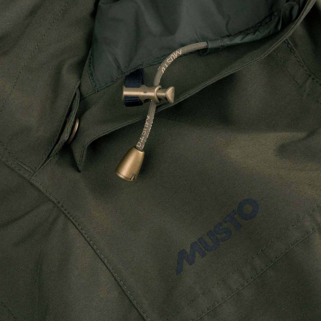 real quality amazing quality incredible prices Musto Womens Highland GORE-TEX Ultra Light Jacket Dark Moss - The Sporting  Lodge