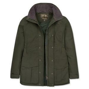 Musto Womens Highland GORE-TEX Ultra Light Jacket Dark Moss