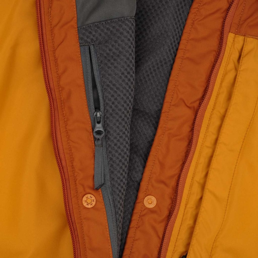 Paramo Alta III Jacket Gold / Rust