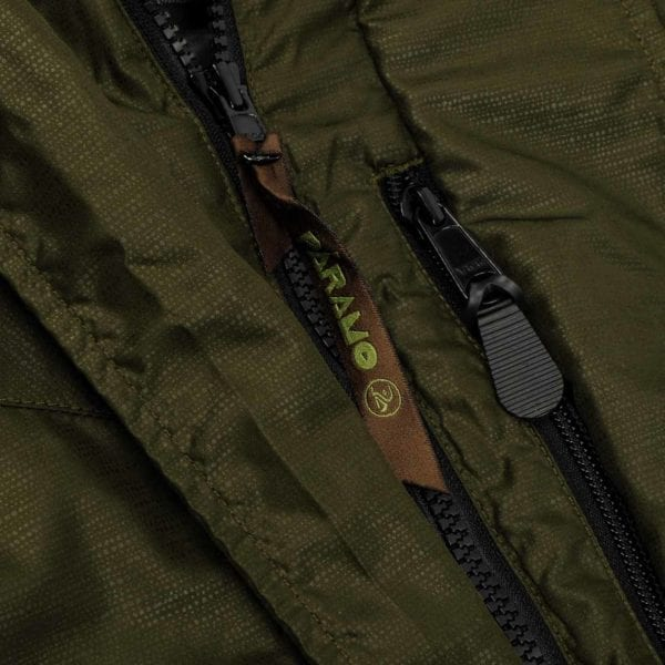 Paramo Cascada Jacket Embossed Moss