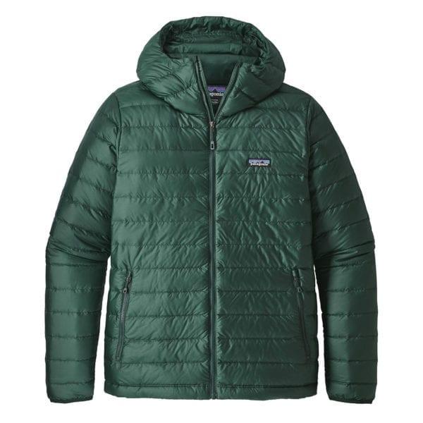Patagonia Down Sweater Hoody Jacket Micro Green