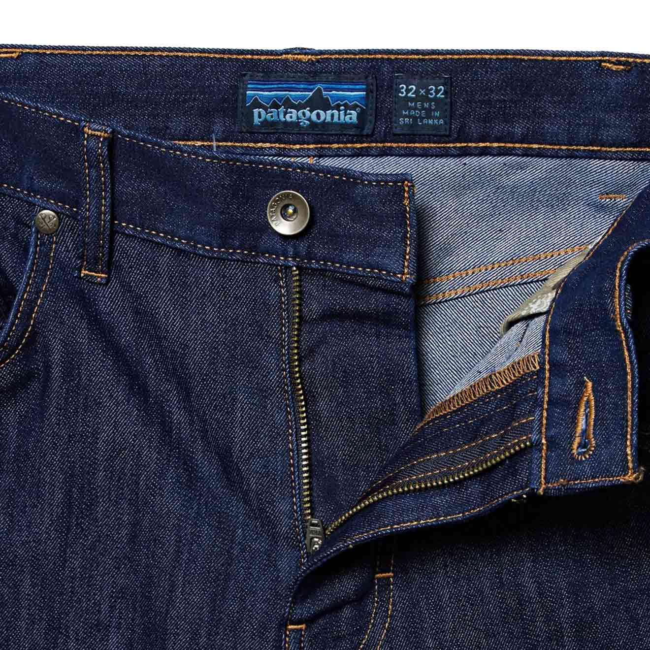 sports shoes 05877 08a80 Patagonia Performance Regular Fit Jeans Reg Dark Denim - The Sporting Lodge
