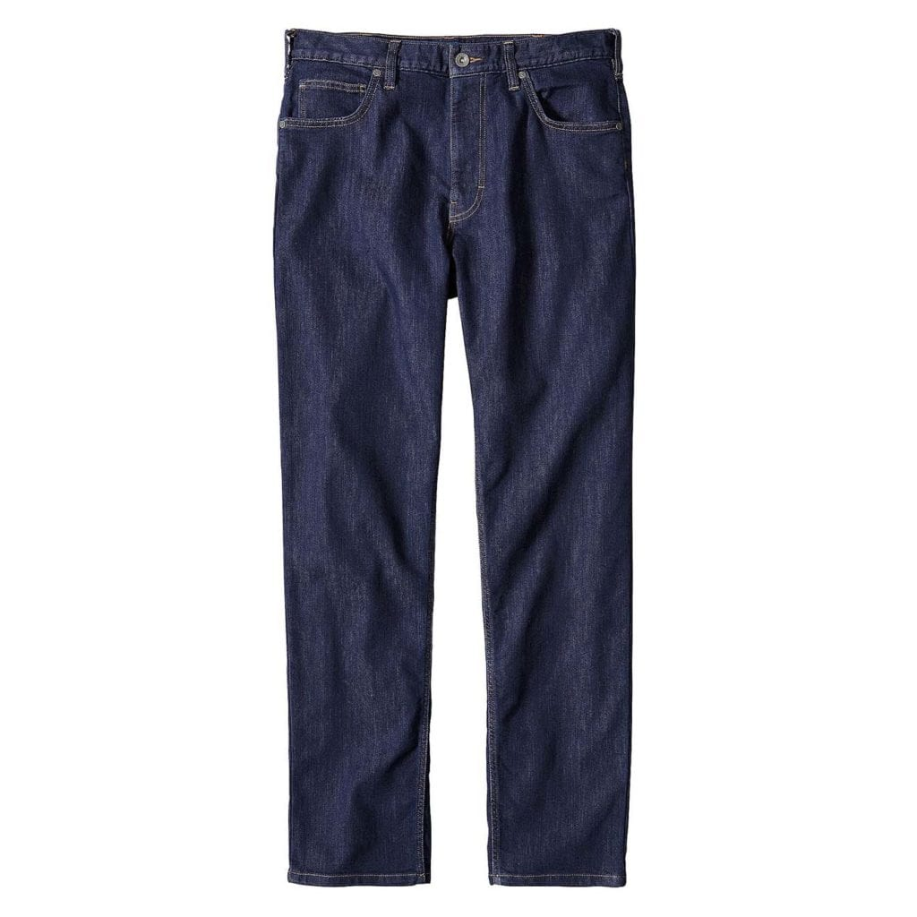 Patagonia Performance Regular Fit Jeans Reg Dark Denim
