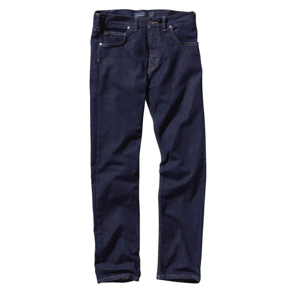 Patagonia Performance Straight Fit Jeans Reg Dark Denim