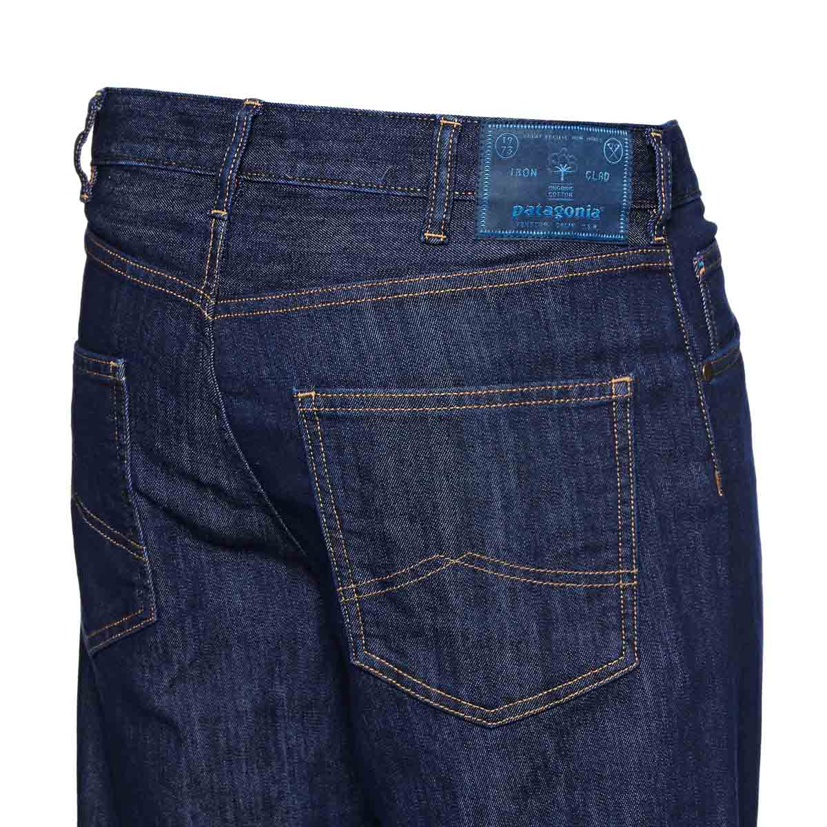 timeless design d9f6e 1105b Patagonia Performance Straight Fit Jeans Reg Dark Denim - The Sporting Lodge
