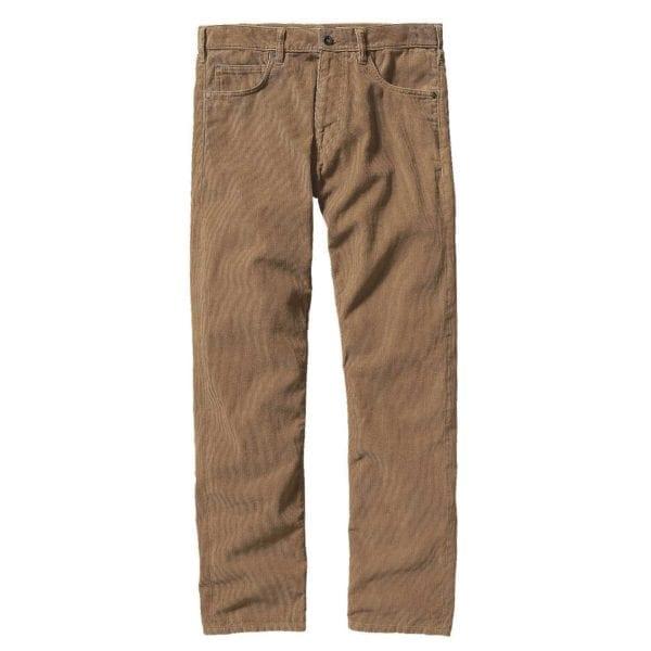 Patagonia Straight Fit Cords Reg Leg Mojave Khaki