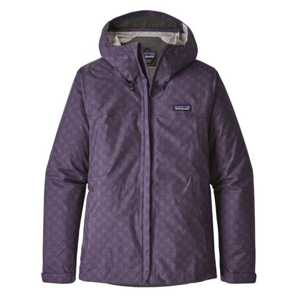 Patagonia Womens Torrentshell Jacket Solar Pow Classic Navy