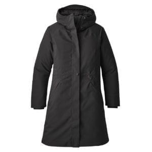 Patagonia Womens Idyllwild Parka Jacket Black
