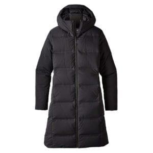 Patagonia Womens Jackson Glacier Parka Jacket Black